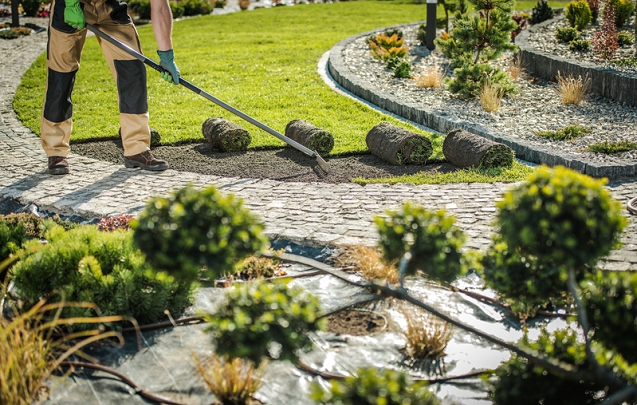 Landscaping Maintenance on Bainbridge Island
